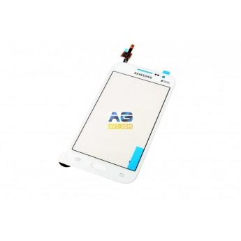 Сенсорное стекло,Тачскрин Samsung Galaxy Core Prime White G360 GH96-07767A (Original)