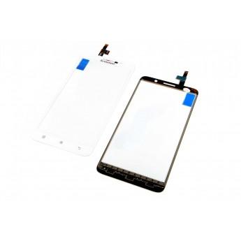 Сенсорное стекло,Тачскрин Lenovo A850 White (Original)