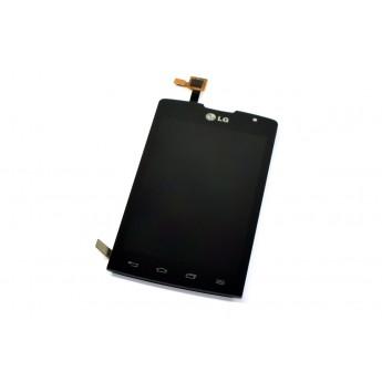 Дисплей с тачскрином (Модуль) LG Joy H220 без рамки Black