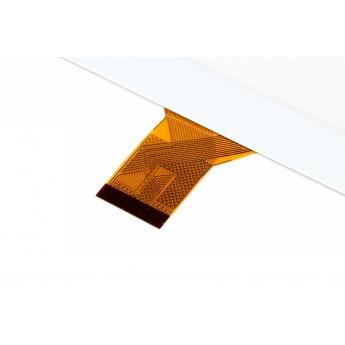 """Сенсорное стекло,Тачскрин 7"""" YDT1204-A5 White (T145)"""