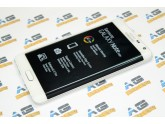 Дисплей с тачскрином (Модуль) Samsung Galaxy Note Edge SM-N915 GH97-16636B в рамке White (Original)