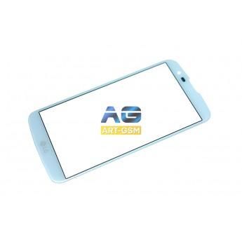 Стекло LG K10 K430DS White