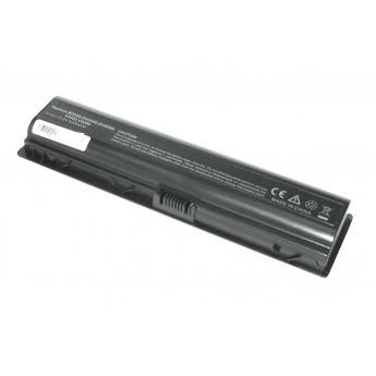 Аккумуляторная батарея для ноутбука HP Pavilion DV2000, DV6000 (HSTNN-DB42) 5200mAh OEM черная
