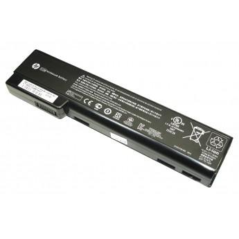 Аккумуляторная батарея для ноутбука HP Compaq 6560b (HSTNN-LB2G) 10.8V 51Wh Original черная