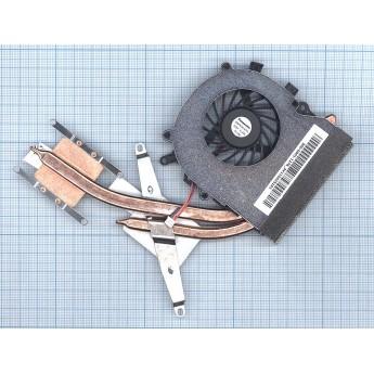 Система охлаждения для ноутбука Sony Vaio VPC-EA VPC-EB