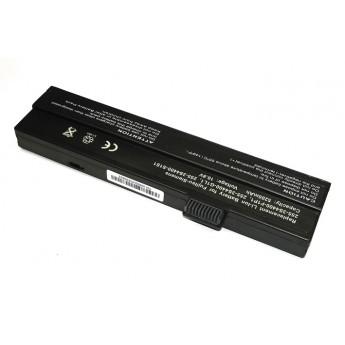 Аккумуляторная батарея для ноутбука Fujitsu Siemens M1405 10.8V 5200mAh 23-UG5A10-3B OEM черная