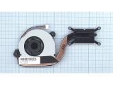 Система охлаждения для ноутбука Asus VivoBook S200E Q200E X200E X201E X202E VER-2