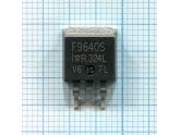 Транзистор IRF9640S