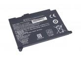 Аккумуляторная батарея для ноутбука HP Pavilion Notebook PC 15 (BP02-2S1P) 7.7V 4400mAh OEM черная
