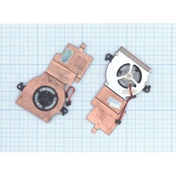 Система охлаждения для ноутбука Samsung NC110 NC210