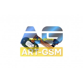 Шлейф Meizu M5 Note M621Q на кнопку home Black