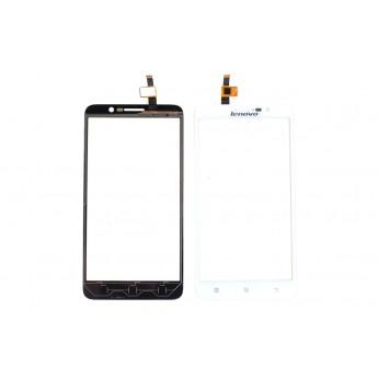 Сенсорное стекло,Тачскрин Lenovo A850+ White