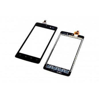 Сенсорное стекло,Тачскрин Archos 45 Platinum Black (Original)