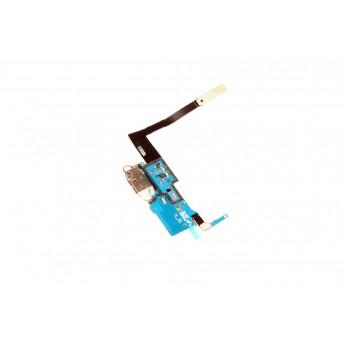 Шлейф Samsung Galaxy Note 3 N900 3G c разьемом зарядки и микрофоном (Original)