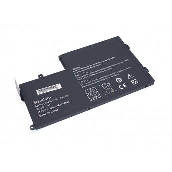 Аккумуляторная батарея для ноутбука Dell 5547 11.1V 3800mAh черная OEM