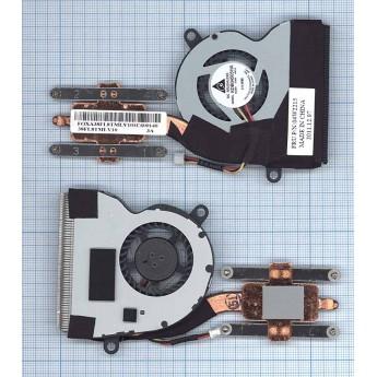 Система охлаждения для ноутбука Lenovo ThinkPad X100E E10 4150100 4150121 AMD