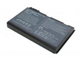Аккумуляторная батарея для ноутбука Acer Extensa 5200 5600 TM 5300 5700 14.4V 4400mAh OEM черная