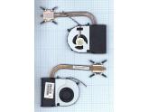 Система охлаждения для ноутбука Lenovo IdeaPad G700 VER-2