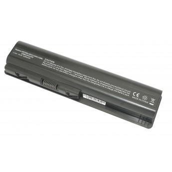 Аккумуляторная батарея для ноутбука HP Pavilion DV4, Compaq CQ40, CQ45 (HSTNN-CB72) 52Wh OEM черная