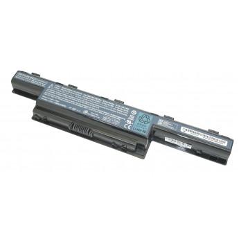 Аккумуляторная батарея для ноутбука Acer Aspire 5741 4741 серий 10.8-11.1V 4400mAh Original черная