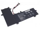 Аккумуляторная батарея для ноутбука Asus E205SA (C21N1504-2S1P) 7.6V 38Wh OEM черная