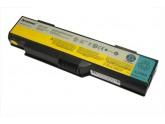 Аккумуляторная батарея для ноутбука Lenovo 3000, G400 (ASM BAHL00L6S) 5200mAh OEM черная