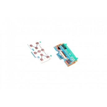 Клавиатурная плата, подложка клавиатуры Samsung C3750/C3752 (Original)