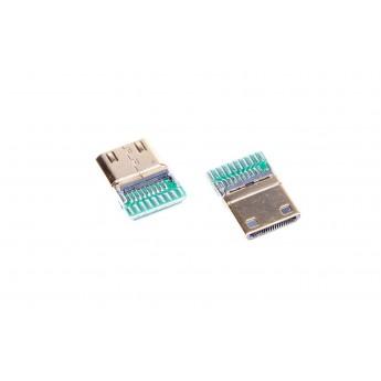 Разъем mini HDMI папа ( R167 )
