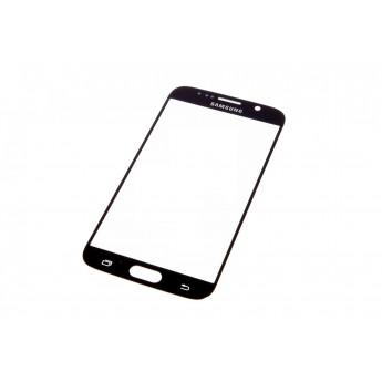 Стекло Samsung Galaxy S6 SM-G920F Blue