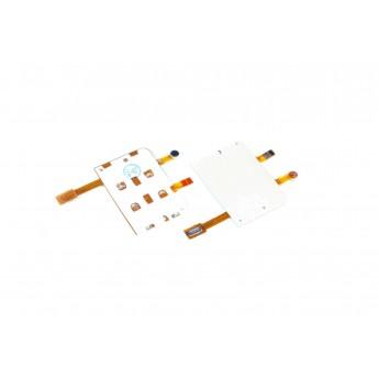 Клавиатурная плата, подложка клавиатуры Sony-Ericsson W760