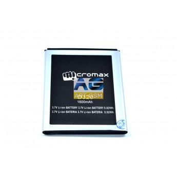 АКБ Micromax D320 1600mAh