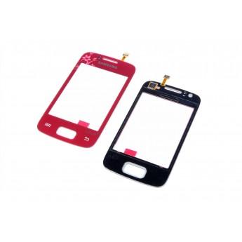 Сенсорное стекло,Тачскрин Samsung S6102 Pink la Fleur service