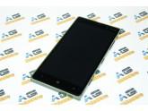 Дисплей с тачскрином (Модуль) Nokia Lumia 830 RM-984 с рамкой White