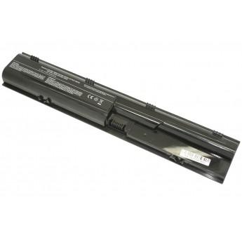 Аккумуляторная батарея для ноутбука HP Compaq HSTNN-LB2R ProBook 4330s (PR06) 44-52Wh OEM черная