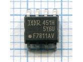 Транзистор IRF7811AVTR