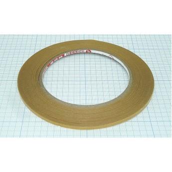 Скотч Symbio двухсторонний, прозрачный, ширина 4мм, длина 50м ORIGINAL