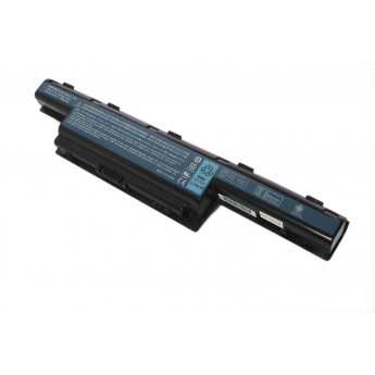 Аккумуляторная батарея для ноутбука Acer Aspire 5741, 5733, 4551, 4741, 4740 7800mAh OEM черная