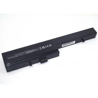 Аккумуляторная батарея для ноутбука Dell 14Z-155 11.1V 4400mAh черная OEM