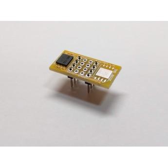 Адаптер для микросхем ПЗУ в корпусе QFN8/DFN8; WSON8/MLF8