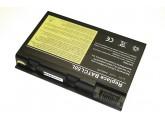 Аккумуляторная батарея для ноутбука Acer Aspire 9010 (BATCL50L) 4400-5200 mAh OEM черная