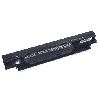 Аккумуляторная батарея для ноутбука Asus P2430U 10.8V 4400mAh A32N1331-3S2P OEM черная