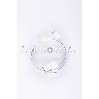 Кабель Lightning для iPhone 5/5s/5c/6/6+ белый (1,0 м) в коробке ORIG
