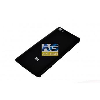 Задняя крышка Xiaomi Mi5 Black AA
