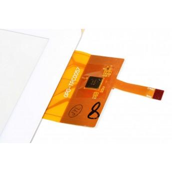 "Сенсорное стекло,Тачскрин 10.1"" OPD-TPC0057 White (T15)"
