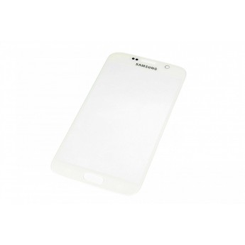 Стекло Samsung Galaxy S6 SM-G920F White