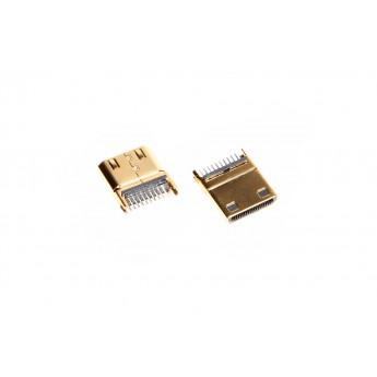 Разъем mini HDMI папа ( R168 )