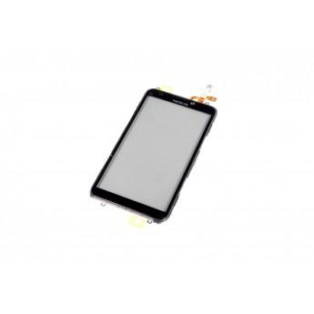 Сенсорное стекло,Тачскрин Nokia E7 в рамке Service