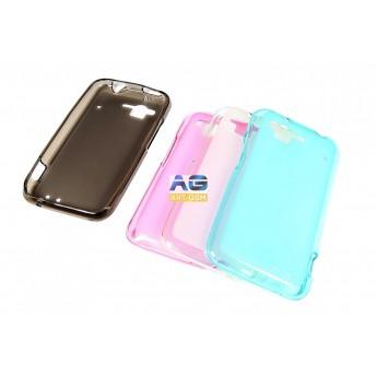 Накладки Apple iPhone 7/8 Plus Blue Glass
