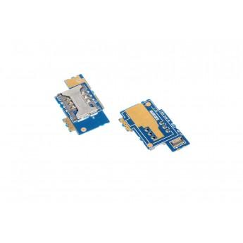 Плата SONY C1505 Xperia Xperia E Sim карты (Original)