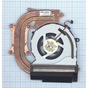 Система охлаждения для ноутбука Samsung NP550P NP550P5C NP550P7C